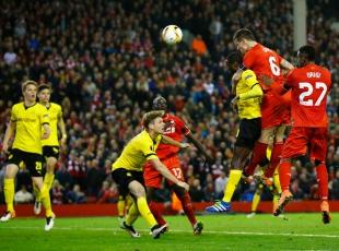 Liverpool Dortmund özet