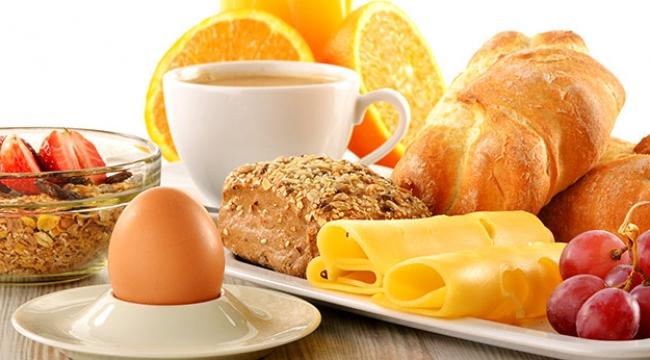 Ýþte zayýflatan kahvaltýlýk yiyecekler