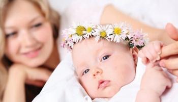 Bebeklerde göz kaymasına dikkat!
