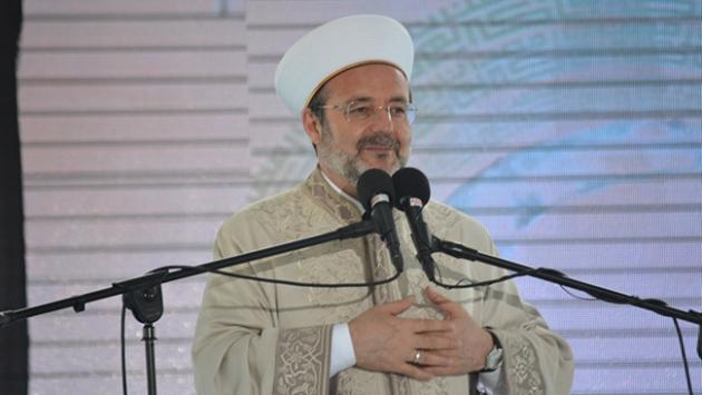 """""""İslamın yeryüzündeki en büyük gayesi selamdır"""""""