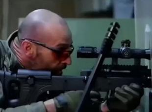 İşte milli tüfek Bora-12