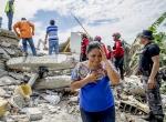 Ekvadorda 7,8 büyüklüğünde deprem