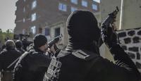 Gaziantepte 20nin üzerinde adrese terör operasyonu