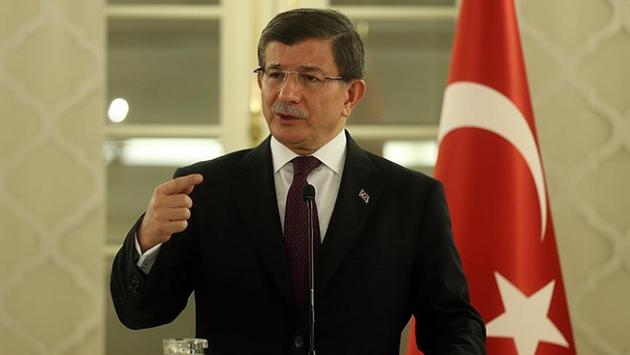 Başbakan Davutoğlu: Üslupları değişti