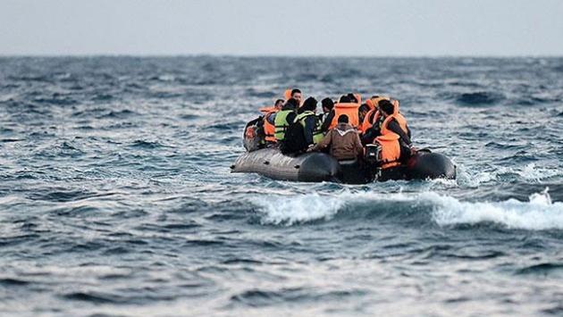 Akdenizde 606 göçmen kurtarıldı