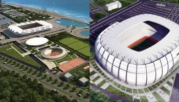 Türk futbolu modern statlara kavuþuyor