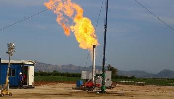 TPAO'nun çalışmalarında doğalgaza rastlandı