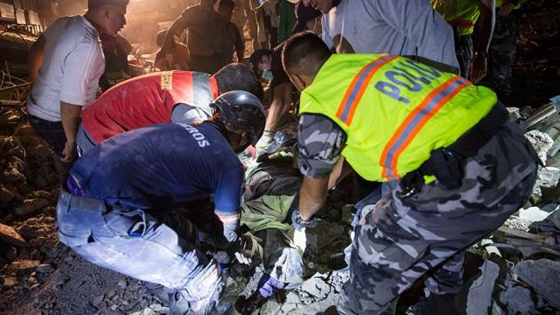 Ekvadorda ölü sayısı 570e yükseldi