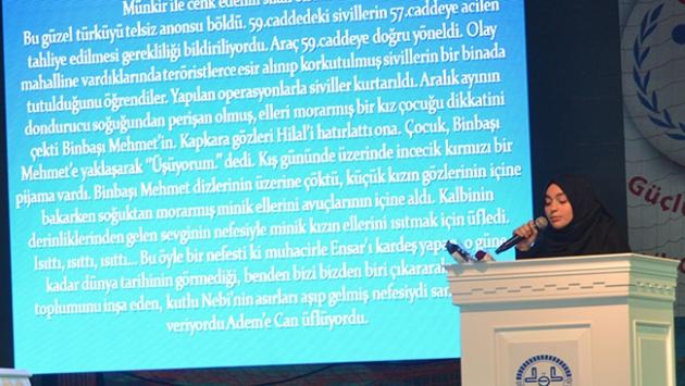 Trabzonlu Eliften örnek davranış