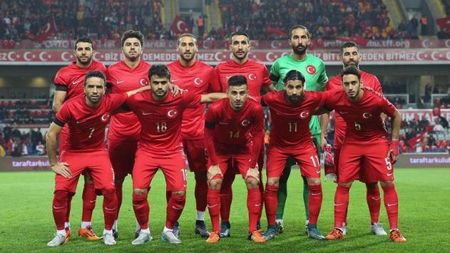 A Milli Futbol Takımı, Karadağ ile karşılaşacak