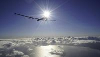 Güneş enerjili uçak dünya turuna devam ediyor