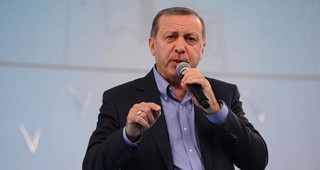 Cumhurbaşkanı Erdoğan: Bunların hayalleri bile ulaşamaz