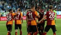 Galatasaray Bursaspor deplasmanına hazır