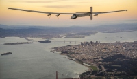 Solar Impulse 2 Californiaya ulaştı
