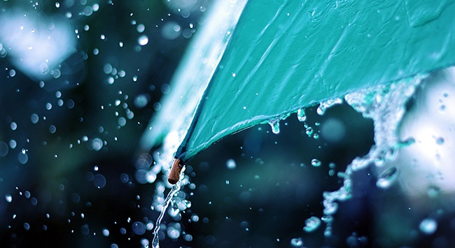 Meteoroloji'den Batı Karadeniz için sağanak yağış uyarısı