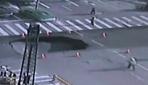 Trafik polisi faciayı önledi