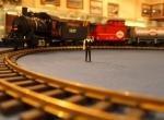 Demiryollarının tarihi bu müzede