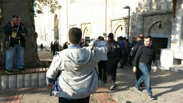 Bursada terör saldırısı