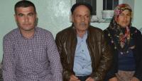 Çift kol nakli yapılan Mustafa Sağır evinde