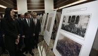 Kutül Amare 100. Yıl Fotoğraf Sergisinin açılışı yapıldı