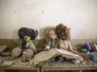 'Çernobil'in 30'uncu yıldönümü