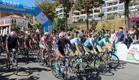 Cumhurbaşkanlığı Bisiklet Turunun 5. etabı başladı