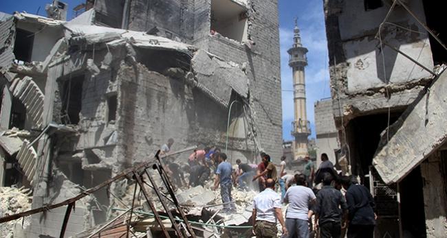 İİTden Suriyede ateşkes çağrısı