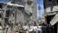 İdlibe misket bombalı saldırı: 11 ölü, 30 yaralı