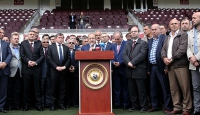 Futbolda şiddete karşı ortak ses