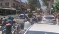 Afrin sokaklarında PYD vahşeti
