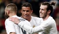 Realde Ronaldo ve Benzema seferberliği