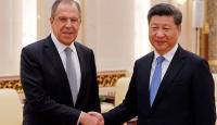 Cinping ile Lavrov görüştü