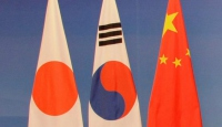 Çin, Güney Kore ve Japonyadan üçlü toplantı