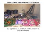 Şırnak ve Nusaybinde operasyonlar