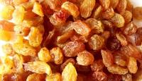 Kuru üzümün faydaları saymakla bitmiyor