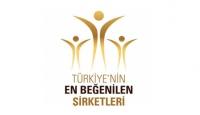 Türkiyenin en beğenilen şirketleri belli oldu