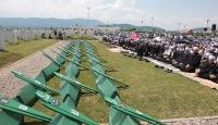 Sırplar tarafından katledilen 36 Boşnak anıldı