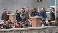 HDP Milletvekili Taşdemir, terörist cenazesinde