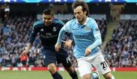 Manchester Cityde Silva sezonu kapattı