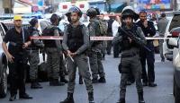 İsrail polisi 36 Filistinliyi gözaltına aldı
