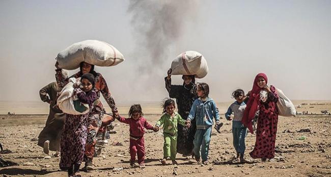 Suriyedeki sorun global kriz haline geldi