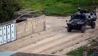 Nusaybinde teröristlerle çıkan çatışmada 1 asker şehit oldu