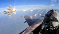 Irakın kuzeyindeki terör hedeflerine hava harekatı