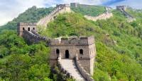 Çin Seddi ihtişamıyla tarihe meydan okuyor