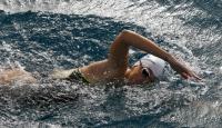 Yüzerek Çeşmeden Sakız Adasına geçecek