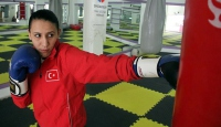 Kırık ayaklı şampiyon yeniden ringe çıktı