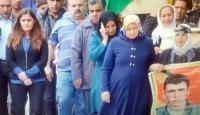HDP Milletvekili Dirayet Taşdemir teröristin cenazesine katıldı