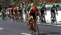 52. Cumhurbaşkanlığı Bisiklet Turunun 7. ayağı