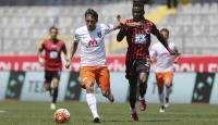 Gençlerbirliği Medipol Başakşehir maçı özeti