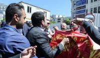 Kılıçdaroğlu ile görüşmek isteyen işçilere müdahale